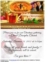 Join us for a Christmas gathering